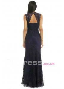 Mermaid/Trumpet Sleeveless Floor-Length Long Evening Gowns