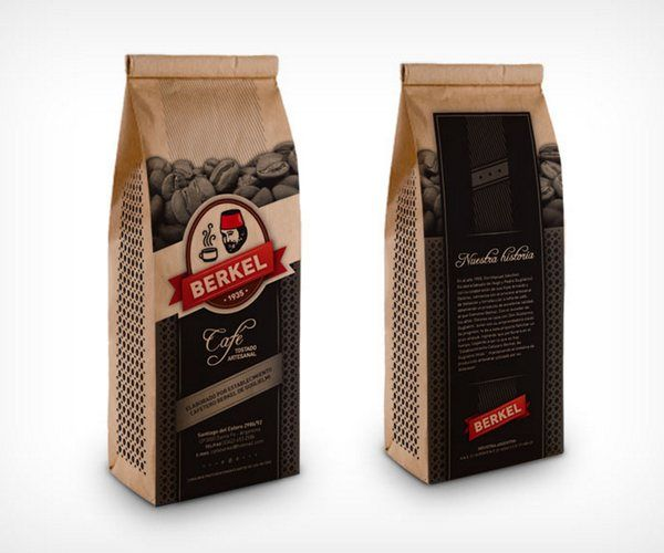 45 Embalagens criativas | More Coffee packaging and Packaging ...