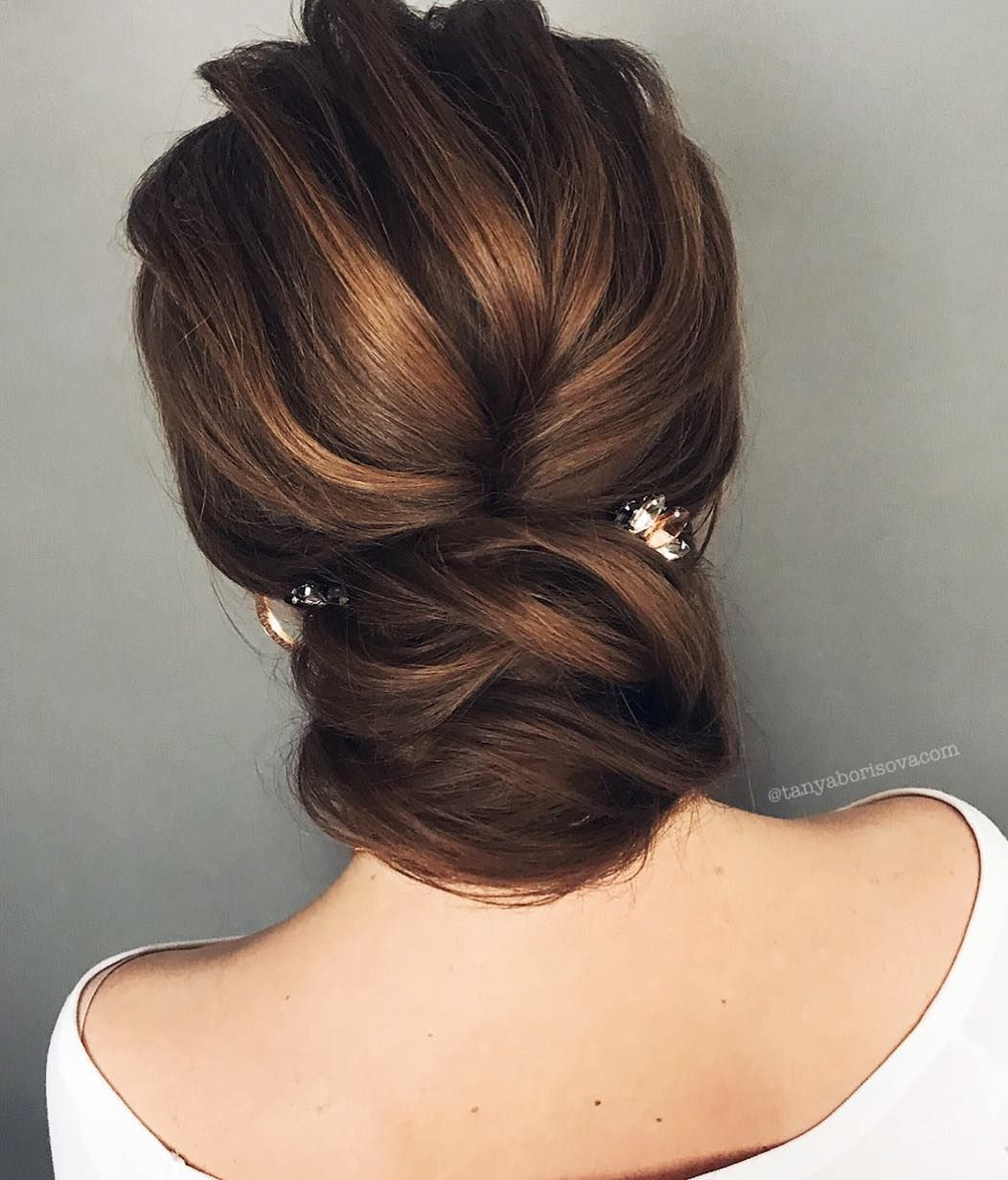dropdead gorgeous wedding hairstyles for a romantic wedding