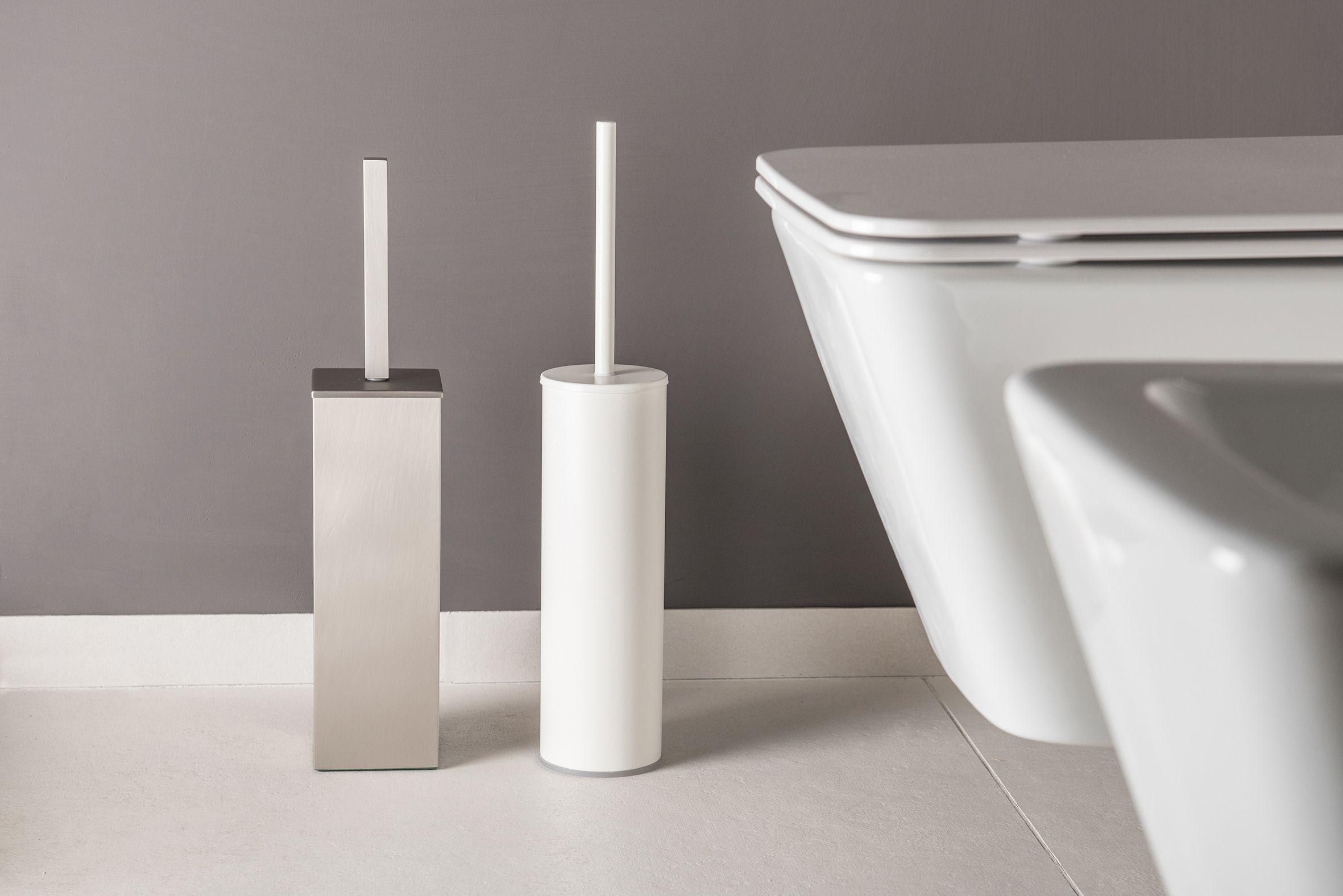 Scopino bagno ~ Due soluzioni diverse per gli scopini bagno di qualità artigiana