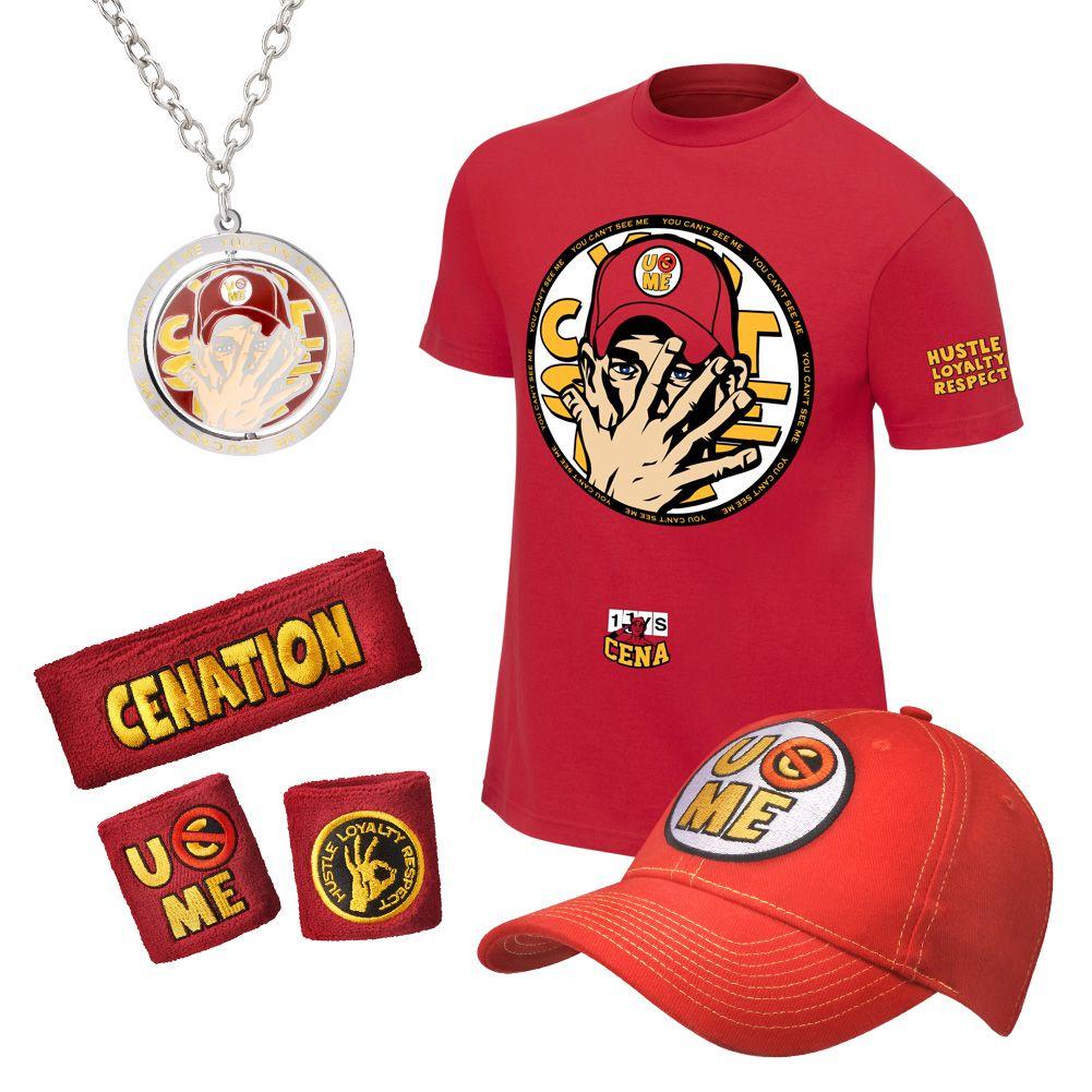 innovative design 77ca8 6600b John Cena - brand new t-shirt, hat, pendant, and ( ) armbands...  -)