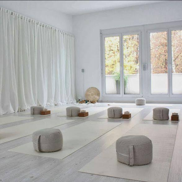 yoga room   ref yoga   Pinterest   Yoga, Room and Yoga studio design
