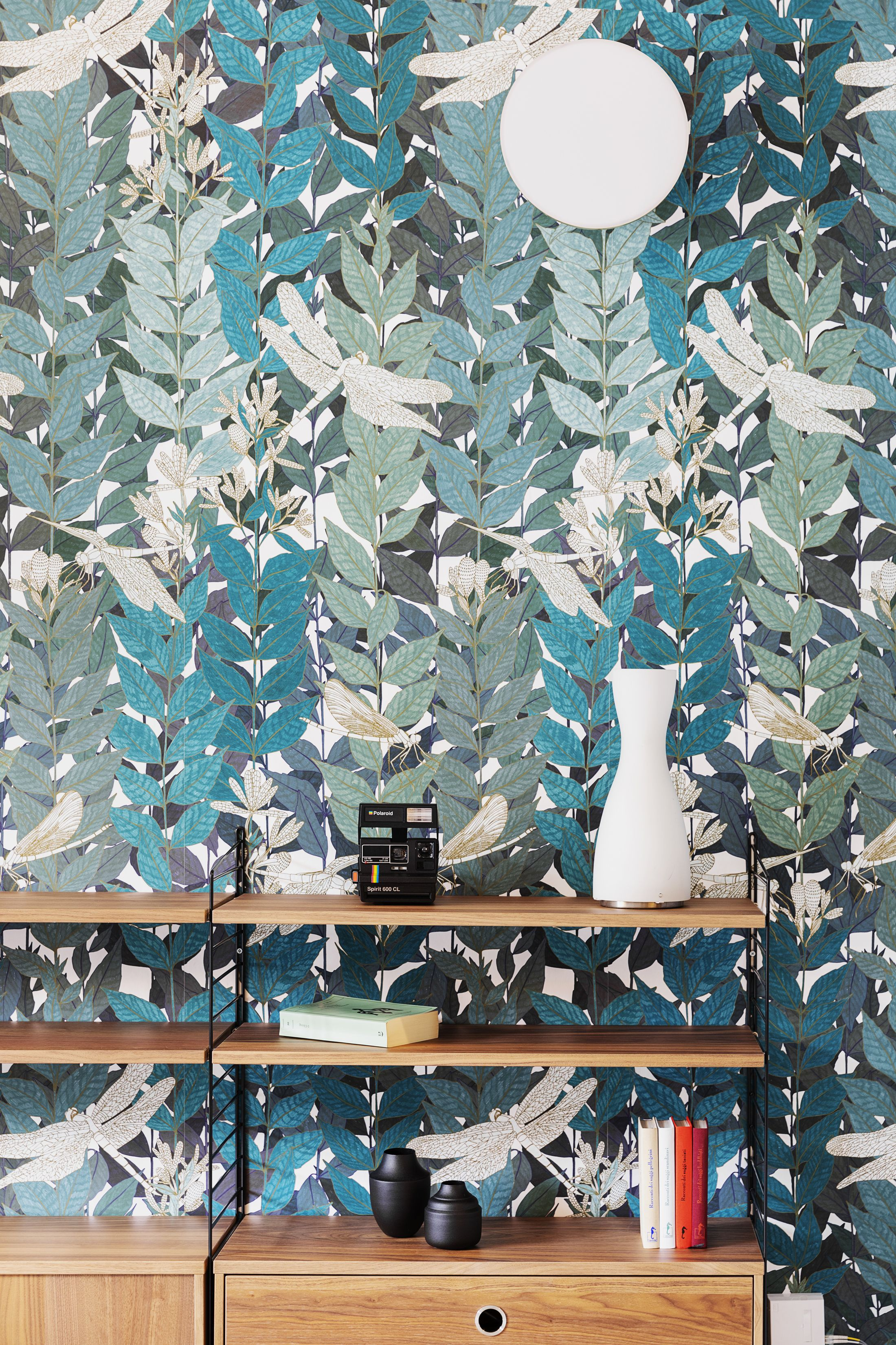 Papier Peint Motif Nature papier peint ressource, collection forestine, motif