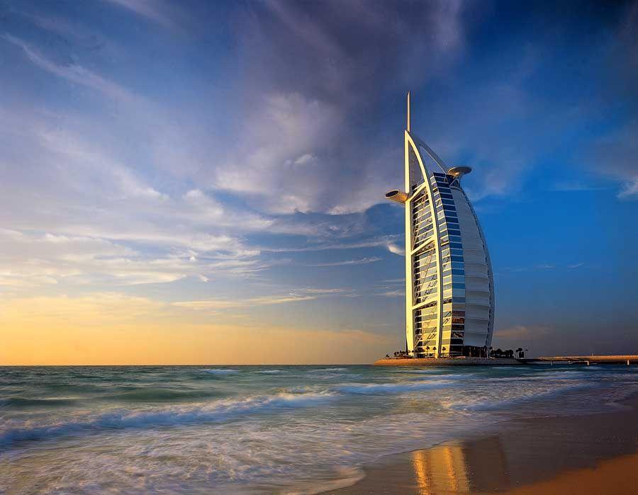 Burj Al Arab Dubai Architecture Around The World Visit