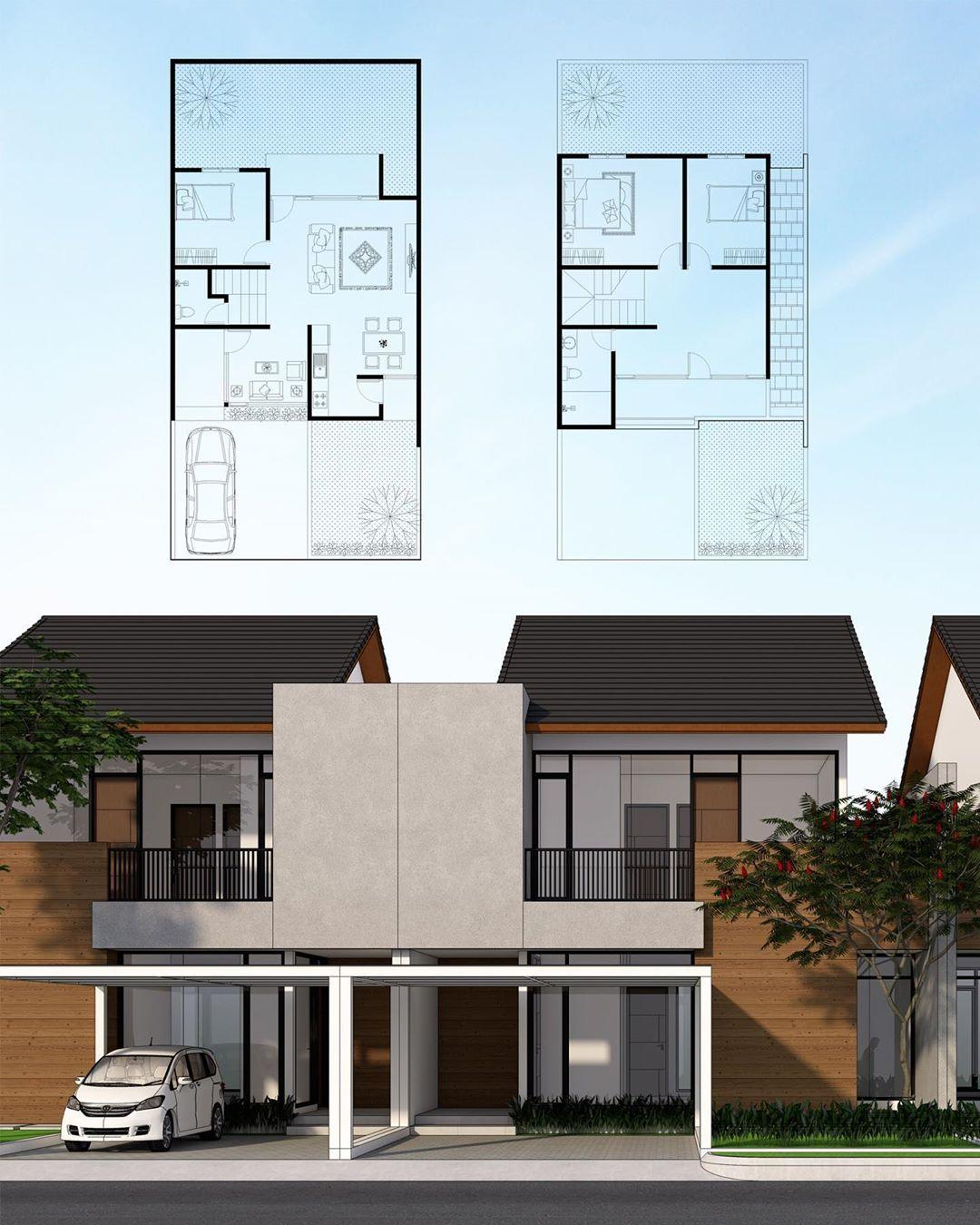 Rekabentuk Id Architecture Design Arsitektur Arsitekturindonesia Desain House Housedesign Arquitectura Ar Arsitektur Rumah Arsitektur Rumah Minimalis