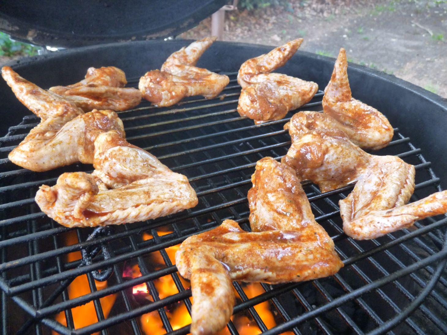 Jamaican jerk chicken wings jerk chicken wings chicken