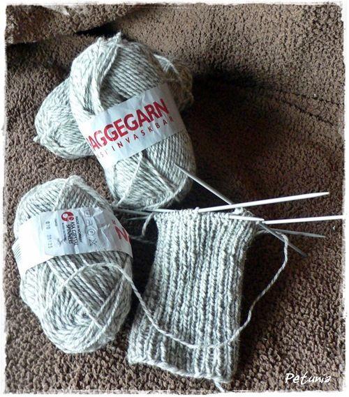 18cb7b2a HVORDAN STRIKKE SOKKER: | Arachne's Web | Sokker, Håndarbeid og ...