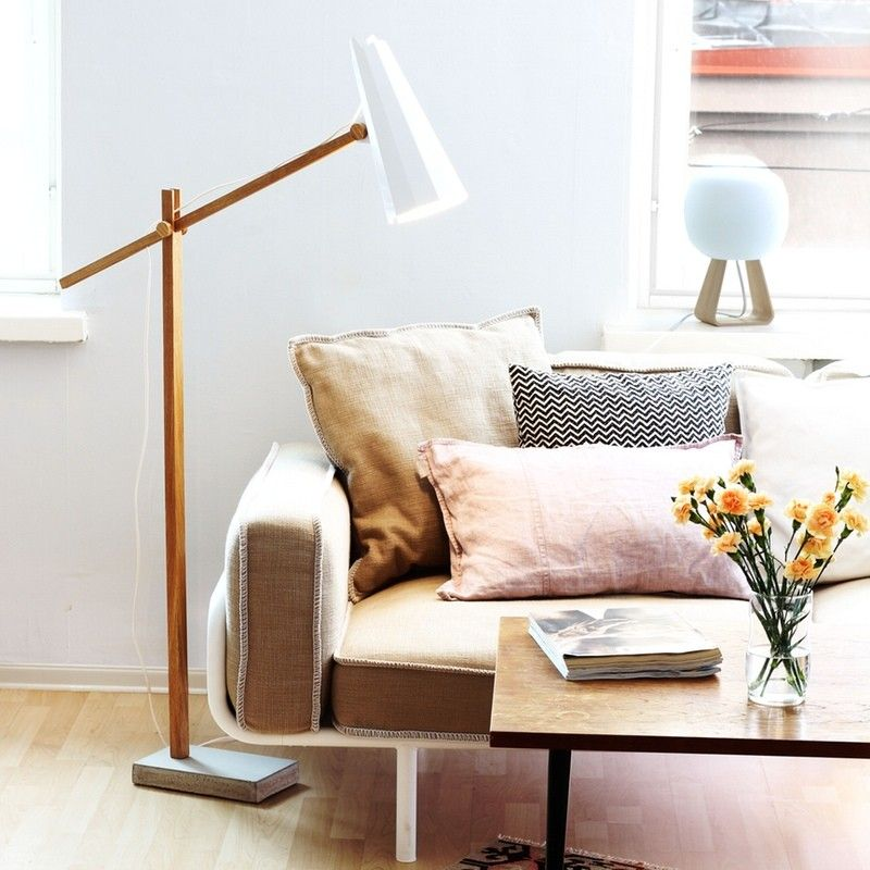 Himmee Filly Floor Lamp, Long Neck