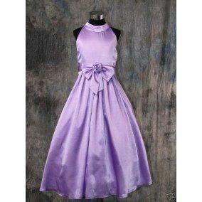 cac05a11d Resultado de imagen para vestidos para niñas de 6to grado color lila ...
