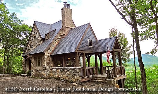 The Finest In Nc Residential Design Stone Cottage Cottage Homes Cabins And Cottages