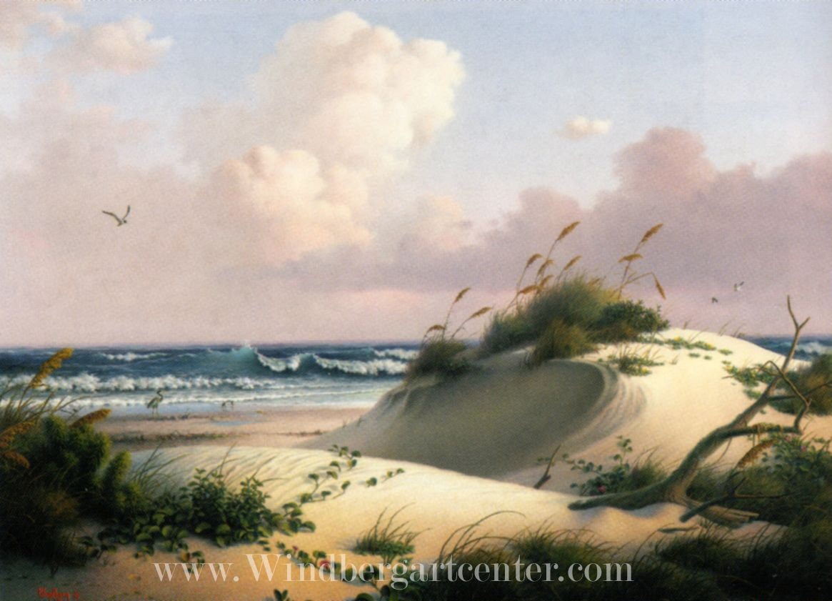 Seaside Treasury By Dalhart Windberg In 2020 Beach Scene