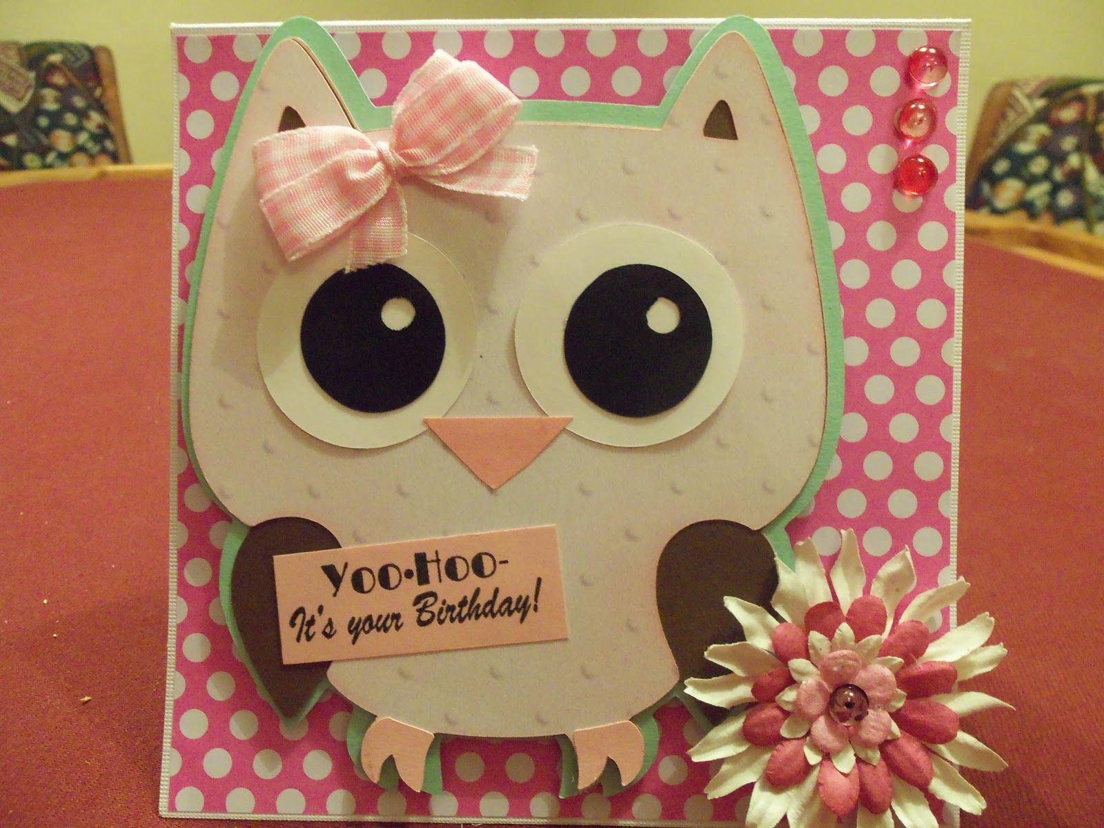 Card Making Ideas With Cricut Part - 24: Cricut Cards Ideas | DoubleClick - AKA Abusybee: Yoo-Hoo Itu0027s Your Birthday!