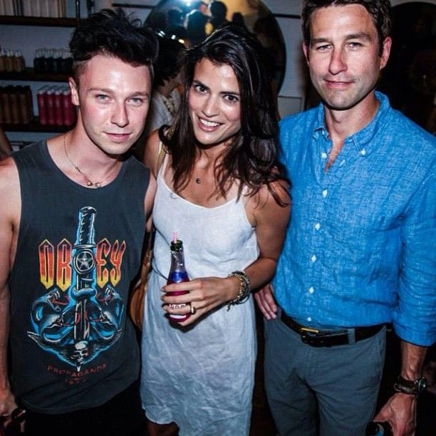 Party snaps from the grand opening of O&M.nyc coming your way! Thanks to Albie Hueston and @atcodinha for helping up celebrate! #originalnyc...