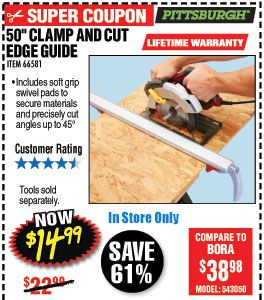 Harbor Freight Clamp Coupon