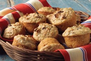 Post Raisin Bran Apple Sauce Bran Cereal Muffins
