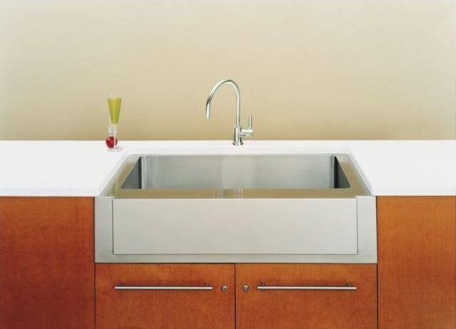 julien   0100    u0027classic u0027 42   single bowl undermount 16 gauge stainless  kitchen sinksapron     julien   0100    u0027classic u0027 42   single bowl undermount 16 gauge      rh   pinterest com