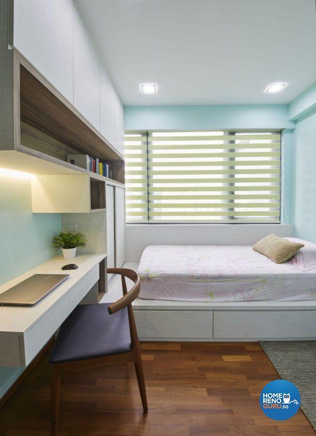 Bedroom Hdb Furniture: Design, Bedroom, Tropical Design