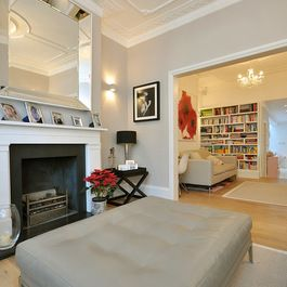 Fuhlam Sw6 Contemporary Living Room London Mdsx Contractors Ltd London Living Room Victorian Living Room New Homes