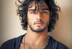 Super 1000 Images About Mens Hair On Pinterest Long Hairstyles Hairstyles For Men Maxibearus