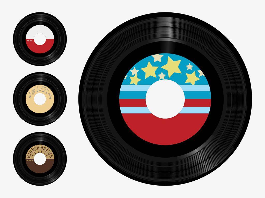 Mini printables | tutorials: miniature music | Vinyl ...