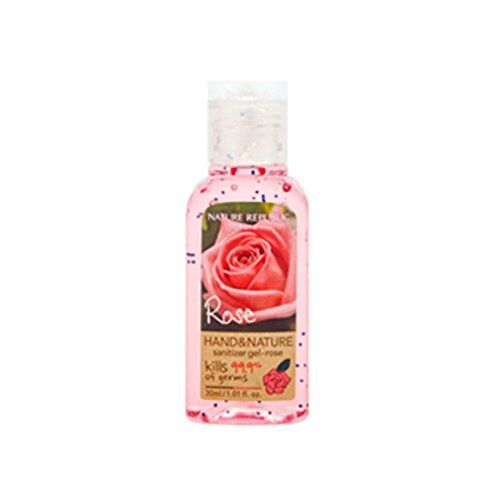 Nature Republic Handnature Sanitizer Gel Rose Check Out The