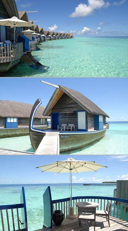 Stunning boat hotel at the cocoa island resort maldives stunning boat hotel at the cocoa island resort maldives techeblog sciox Gallery