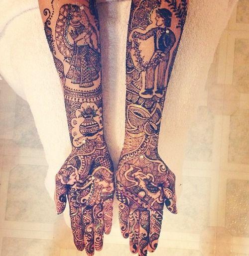 #henna tatto