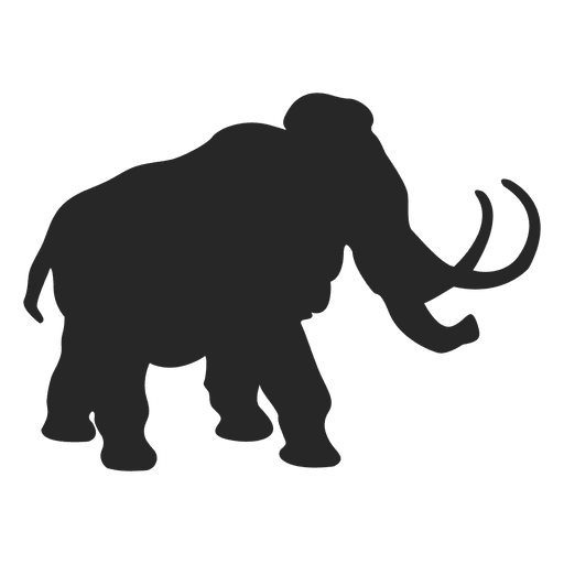 Mammoth Silhouette Ad Sponsored Ad Silhouette Mammoth In 2020 Elephant Silhouette Silhouette Graphic Image