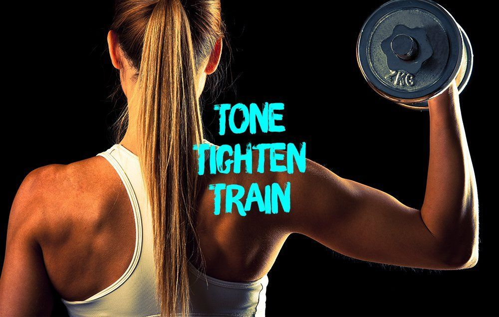 Tone Up from Head to Toe with This 7-Day Strength-Training Plan