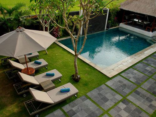 The Villas have been designed specifically for discerning guests who enjoy life's richer offerings with a unique fusion of global contemporary style and traditional Balinese hospitality. It is our desire to bring you an atmosphere that is traditionally Balinese, exquisitely modern and elegantly Amore.