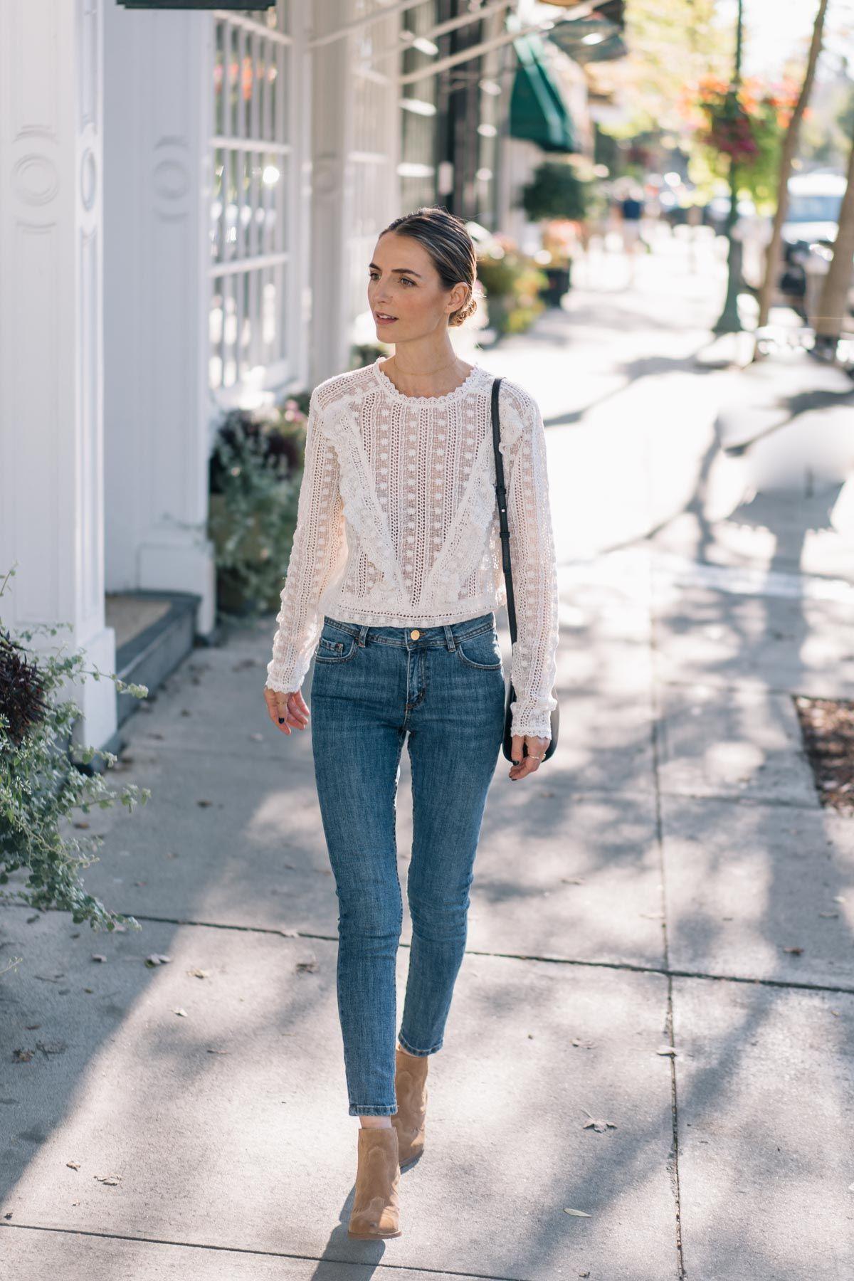 9011ca9ea8 Sezane Denim Review + Two Outfit Ideas