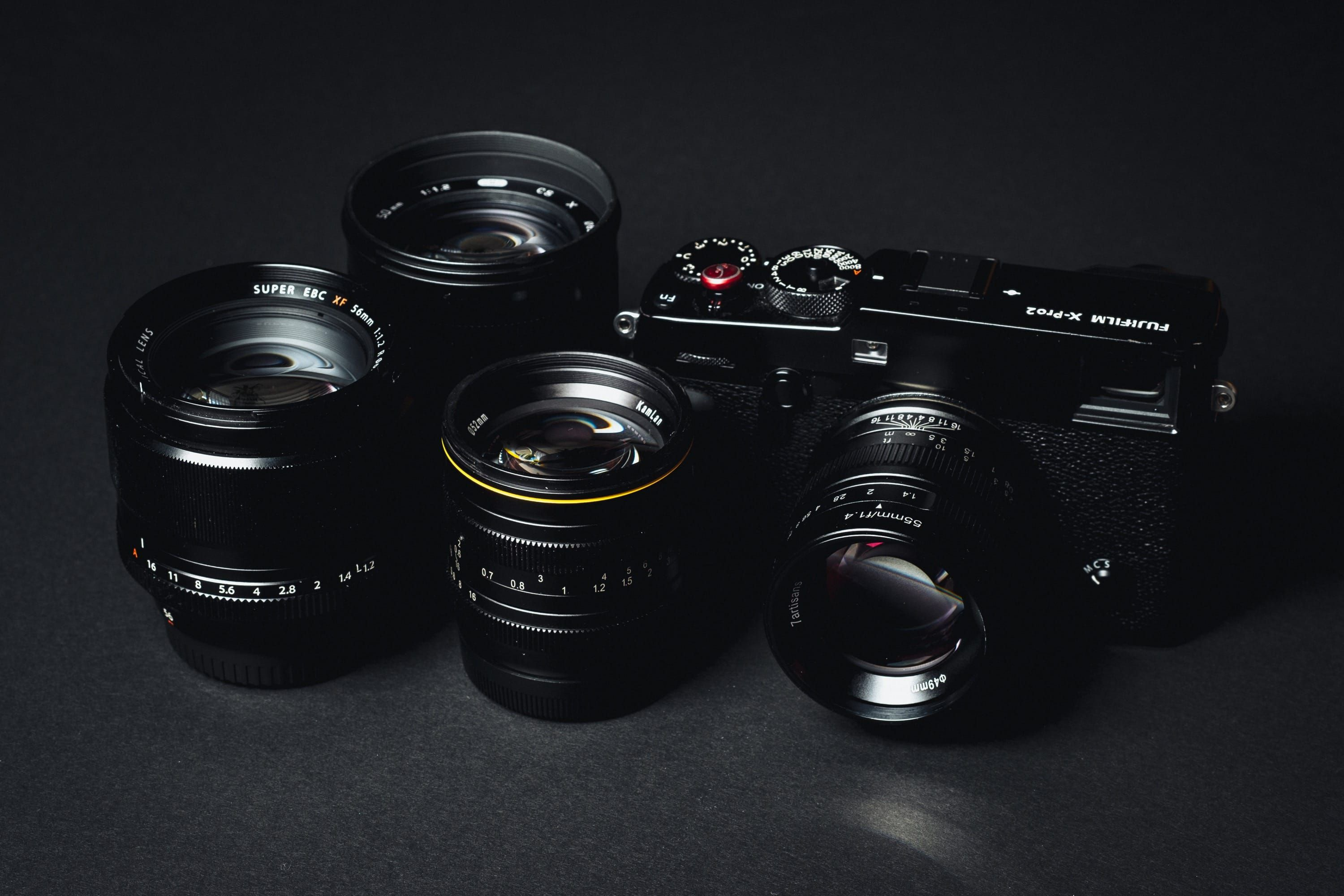 Kamlan 50mm f1 1 vs 7Artisans 55mm f1 4 | Lens Reviews | Lens
