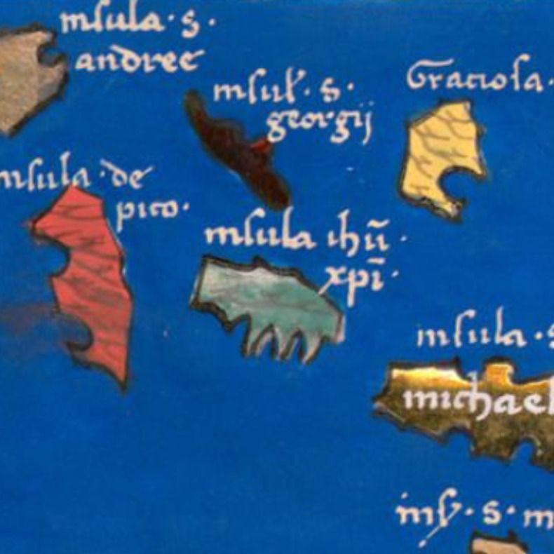 Historia De Un Error Cartografico Cartografico Cartograficos Mapas Antiguos