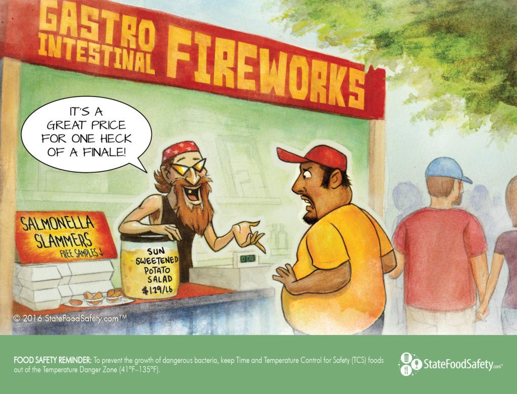 March Cartoon Calendar Activity Alcohol Server Training