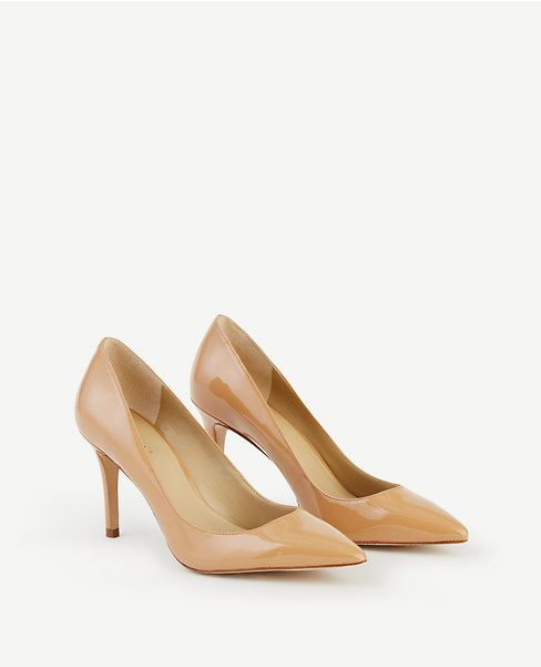 b0b1af090370 Thumbnail Image of Color Swatch 7317 Image of Mila Patent Leather Pumps