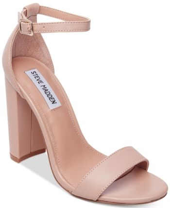 80eb0dd7c22 Steve Madden Carrson Two-Piece Sandals - Pink 5.5M in 2019 ...