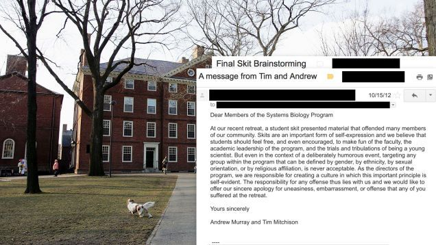 Fired Google Memo Writer Took Part in Controversial, u201cSexistu201d Skit - formal memo