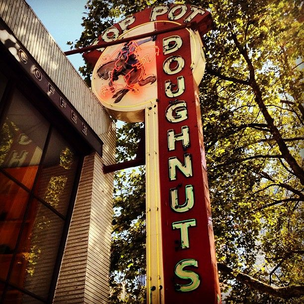 Cool Places In Vancouver To Eat: Doughnuts, Seattle