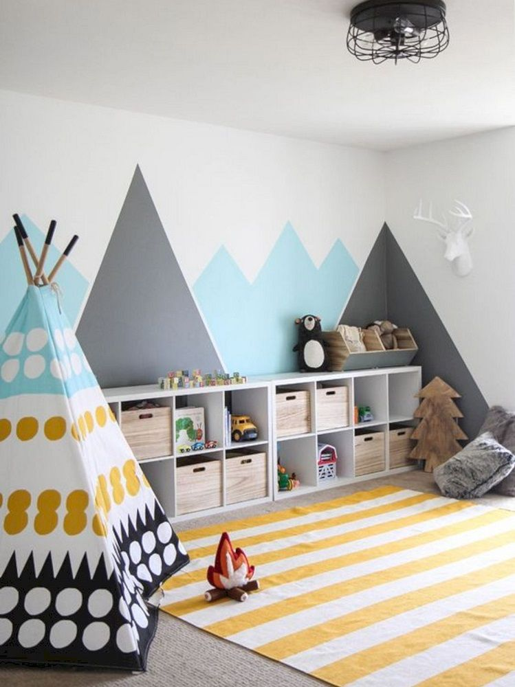 10 idee originali per dipingere le pareti di casa grazia for Idee per restaurare casa