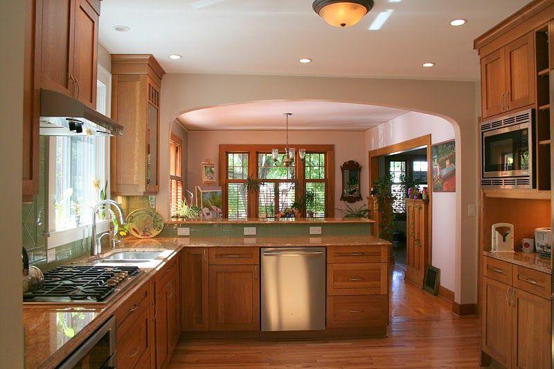 BKC Kitchen & Bath Denver Kitchen Remodel – Crystal Cabinet Works ...