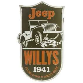 Great Gift for Jeep Owners Jeep Parking Only Metal Sign Durable Metal Sign