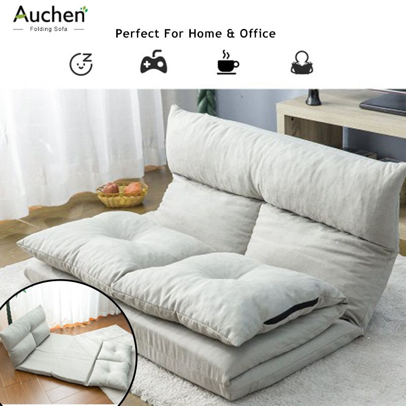Home Gaming Sofa Floor Couch Folding Sofa