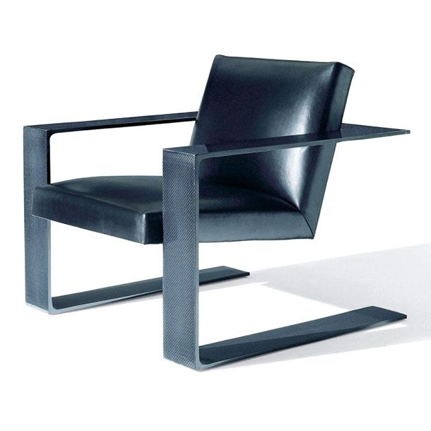 Ralph Lauren Carbon Fiber Prowess Home Collections Chair Furniture