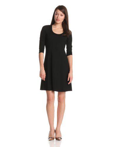 Karen Kane Women's A-Line Three Quarter Sleeve Dress for only $89.00