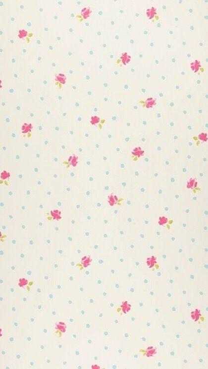 Pin By Larissa Vassoler On Pattern Wallpaper Printable Scrapbook Paper Aesthetic Iphone Wallpaper Flower Wallpaper