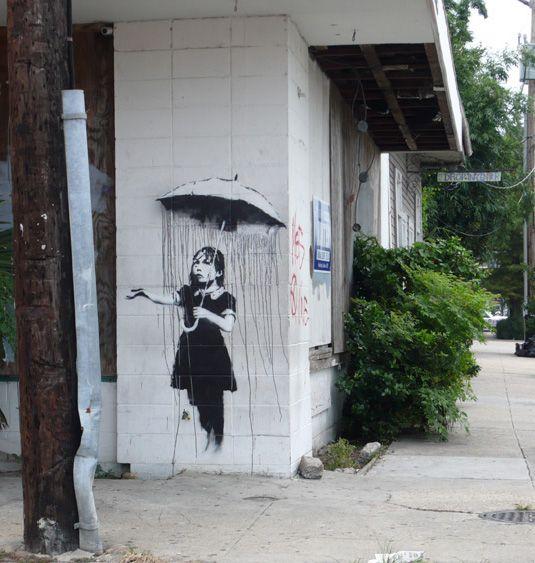 #banksy New Orleans