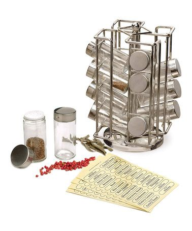 Take A Look At This Revolving Spice Rack Set By R.S.V.P. International On  #zulily Today