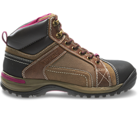 b7581c4b0e3 Wolverine Chisel Mid-Cut Steel-Toe Hiking Boot | Healthy, wealthy ...