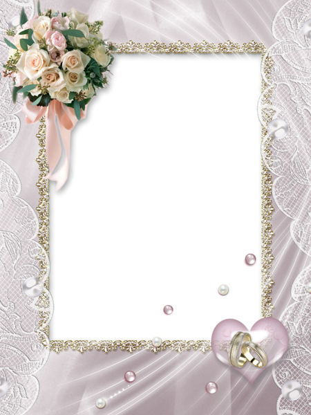 Beautiful Soft Transparent Wedding Photo Frame Framed Wedding Photos Wedding Frames Frame