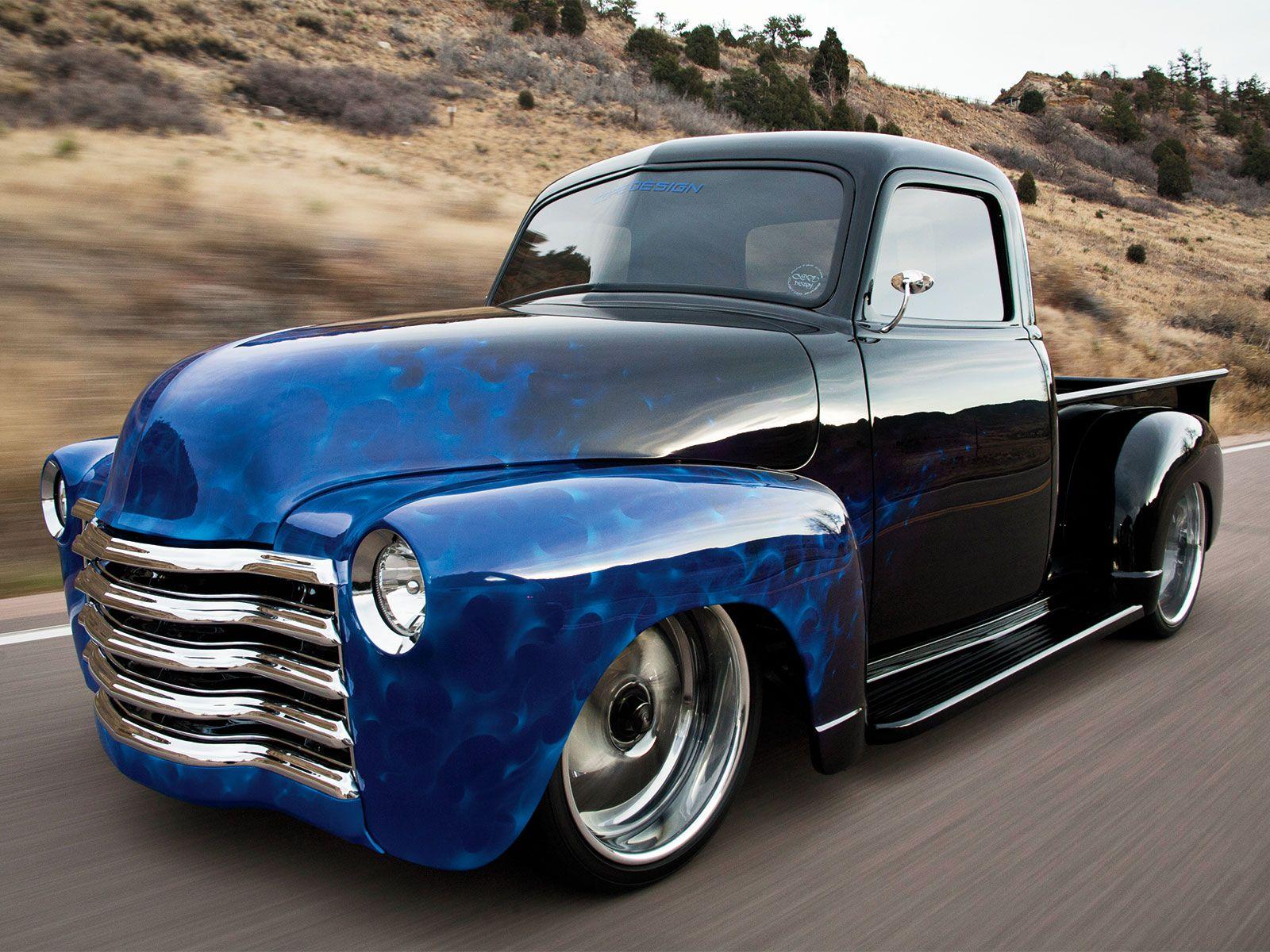 1951 Chevrolet Pickup Chevy Trucks 54 Chevy Truck 1951 Chevy Truck